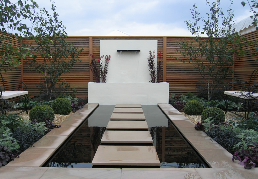 Garden Designer based in Shropshire, Lancashire and Merseyside